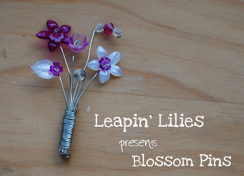 blossom-pins
