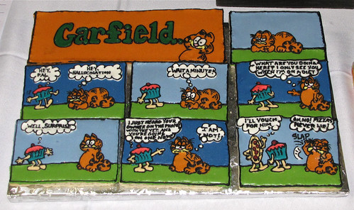 Garfield Comic Strip