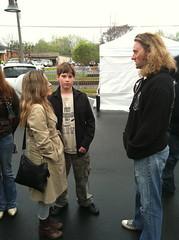 Jane, Ian & Tim