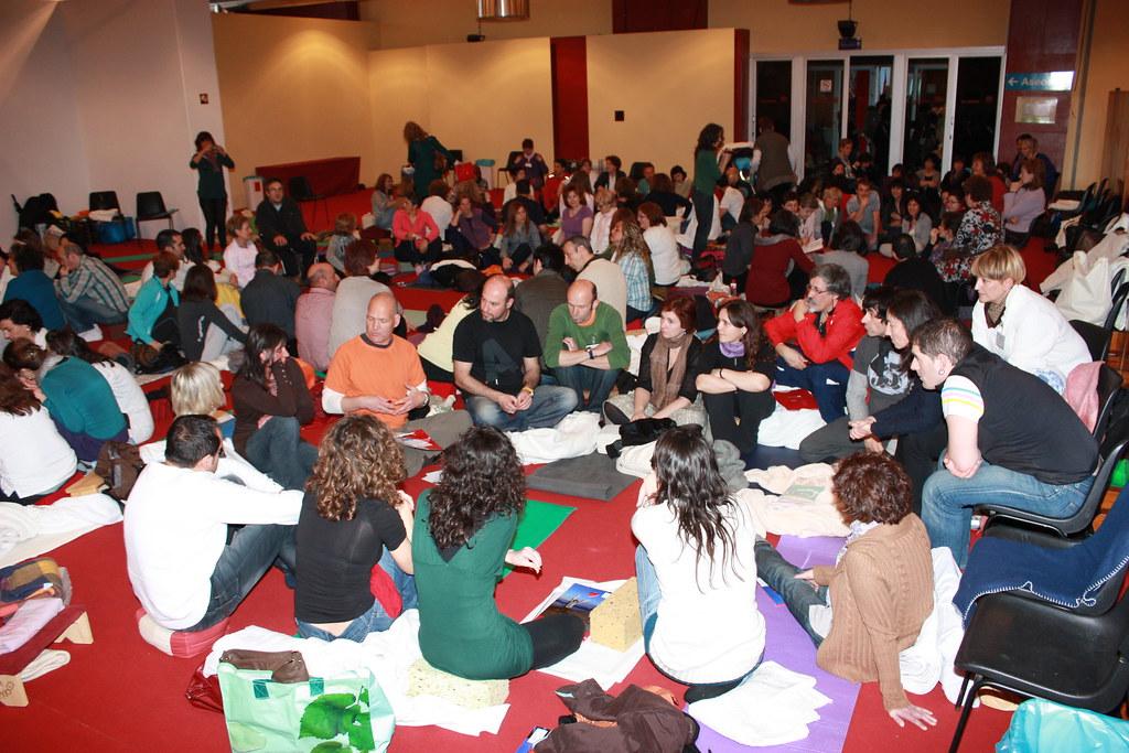 XII Congreso de Yoga de Gijón 159