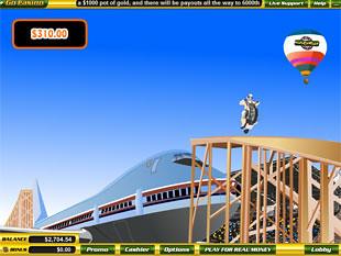 free Evel Knievel slot bonus game 2