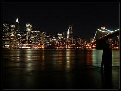 Brooklyn Bridge (Jokerino75) Tags: bridge skyline brooklyn night wow nightshot clear notturna fotonotturna supershot flickraward dmctz3 mygearandme mygearandmepremium mygearandmebronze ringexcellence dblringexcellence tplringexcellence jokerino75 eltringexcellence
