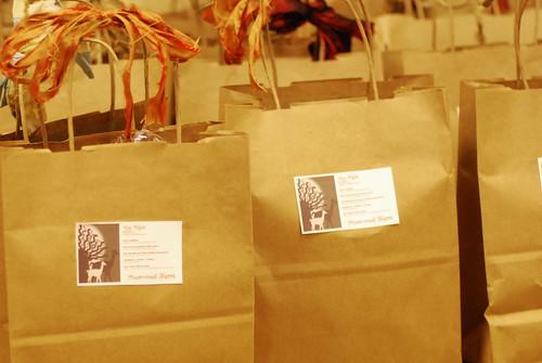 Moonwood Farm bags of lovely batts