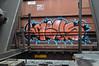 (Laser Burners) Tags: nyc newyorkcity graffiti tracks trains rails freight smells citynoise benching