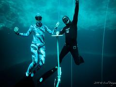 P1020949 (eputigna) Tags: ocean blue beach water mar fishing florida hunting palm atlantic freediving fl breathe pesca hold apnea spear spearfishing océano speargun submarina subaquea
