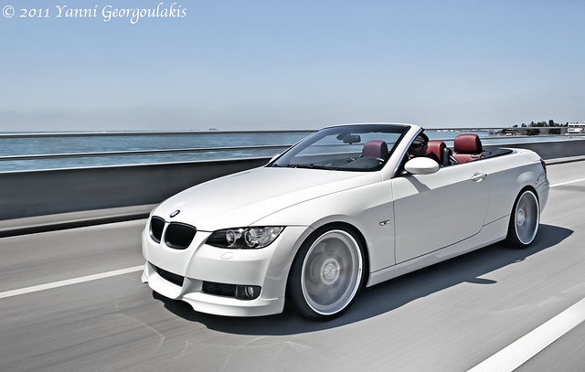 auto white motion hardtop car photography one 1 nikon inch key ride mesh florida miami south wheels d2x twin 7 convertible automotive vert turbo alpine seven whip 17 55 rims sick f28 forged aw intercooler beemer modded 20s biscayne tein coilovers yanni bimmer 1755 335 droped 1755mm 335i e93 georgoulakis coilver forged1