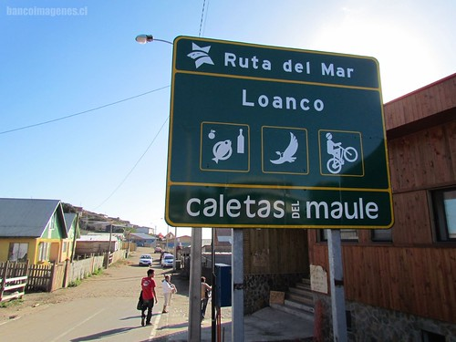 LOANCO | CALETAS DEL MAULE by .:: PCM, El Flickr de Chile || BANCOIMAGENES.CL :