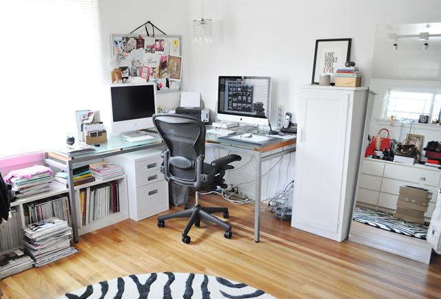 Office Before - corner