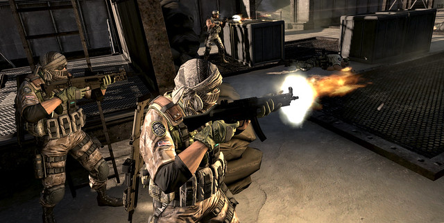 SOCOM 4 Multiplayer Beta for PS3