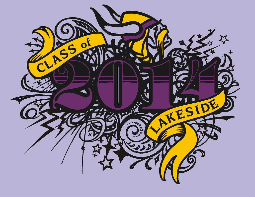 Lakeside Class of 2014 T-shirt