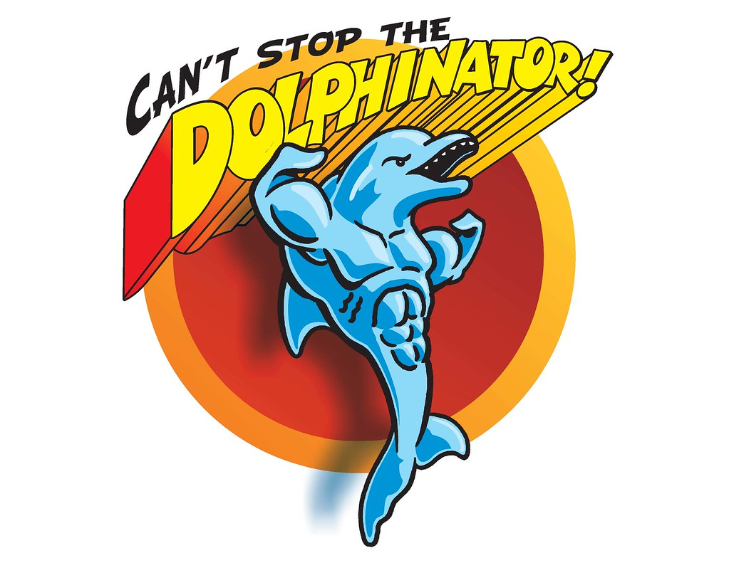LCP Dolphinator T-shirt