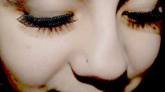 Cílios. (Gabi Ferigotti.) Tags: eyes olhos cílios postiços