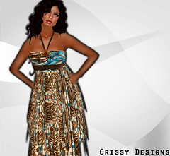 Easter gift (Cristina Sugita) Tags: life fashion easter free sl gift trendy second couture stylish freebie