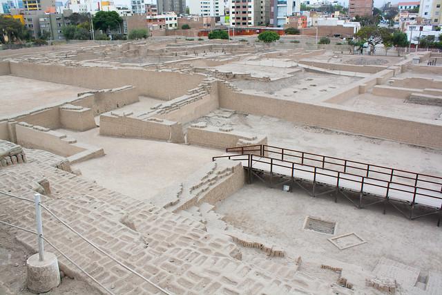 Huaca Pucllana, Lima - Peru