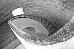 Staircase (Stuart Madeley) Tags: travel castle spain pentax mallorca palma k7 balearics castillobellver crapdads