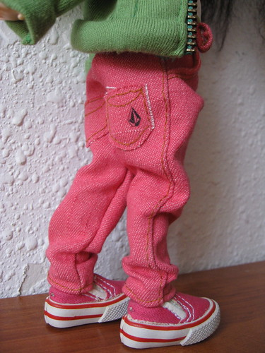 My Volcom pants