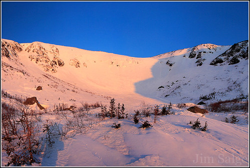 Tuckerman Sunrise