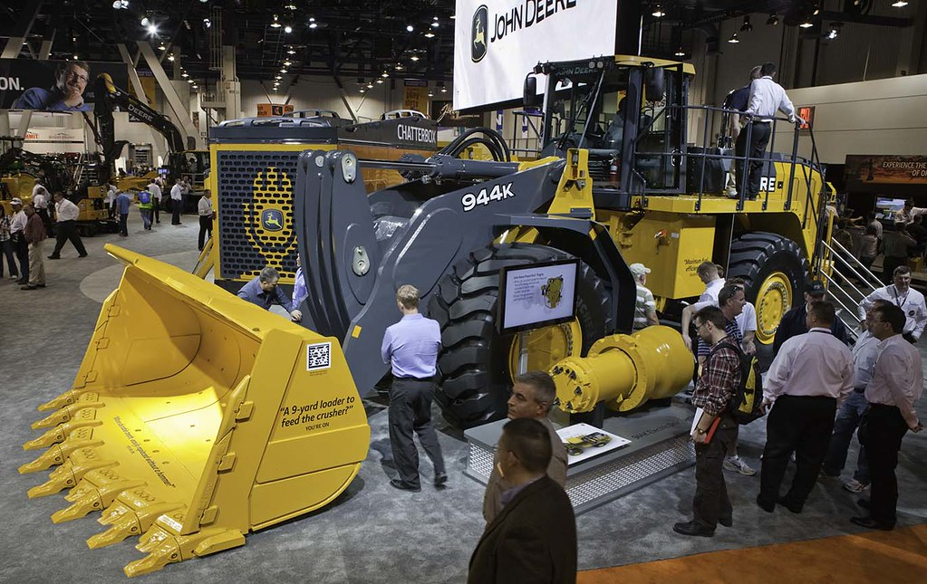 The New 944K Wheel Loader