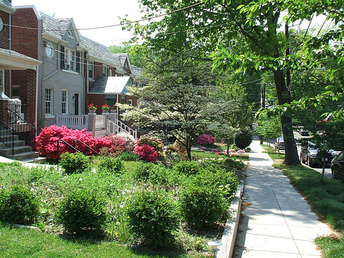 DC's Glover Park neighborhood (by: slack13, creative commons license)