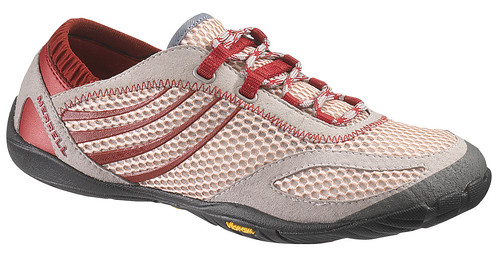 Merrell Barefoot Women's - Pace Glove in Red