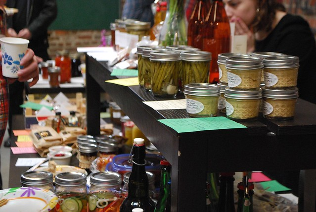 BK Swappers Food Swap