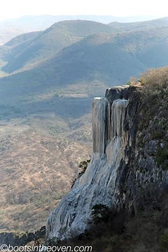 The Petrified Waterfall