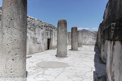 Perfectly plumb columns