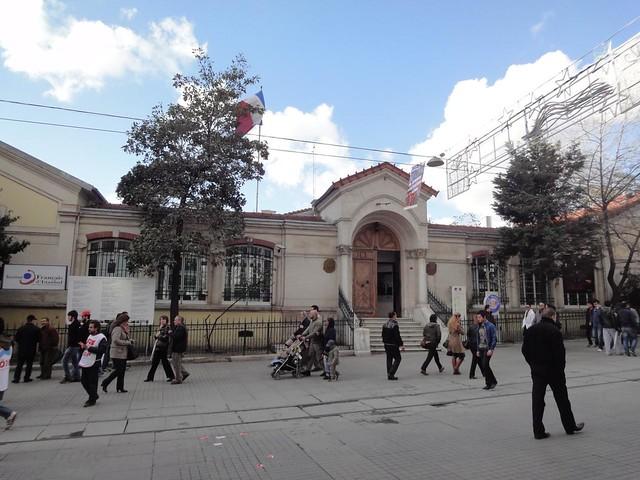 Consulado da Franca em Istambul