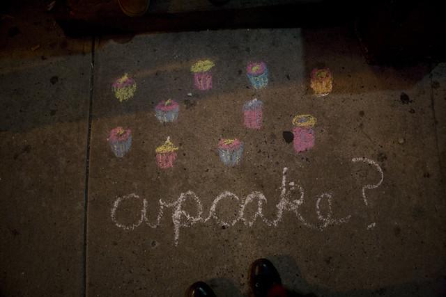 cupcake?