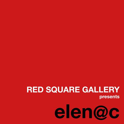 redsquaregallery#5: elen@c