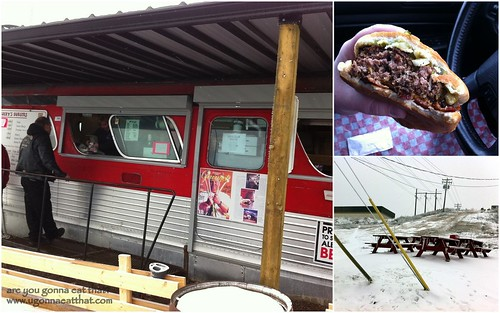 Rocky's Burger Bus, Calgary