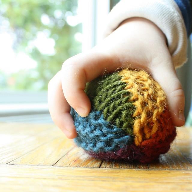 rainbow ball 1
