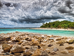 Calm before the Storm (Dave_O1 (so slowwww)) Tags: storm clouds canon flickr 60 blue sky dominican republic plata sea macro playa 7d eos ef efs dave01 dredangler 100400l 1585 dave01 daveo1