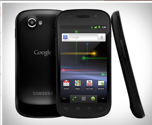 Google and the Nexus S