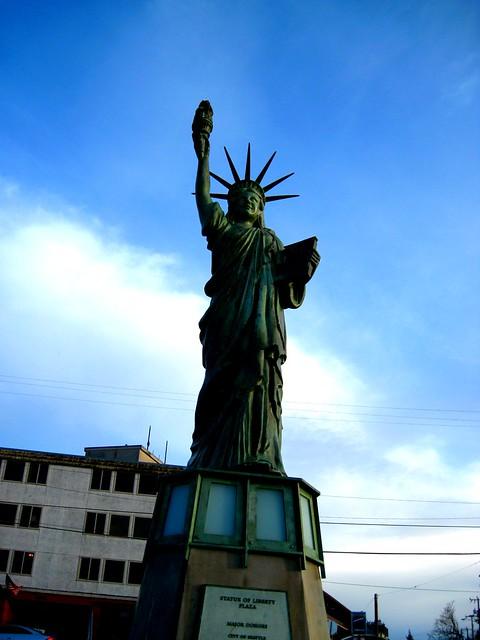Alki's Liberty