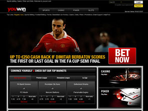YouWin Sportsbook Home