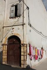 Tendedero / Clothesline (BermudezLievano) Tags: morocco marruecos azemmour