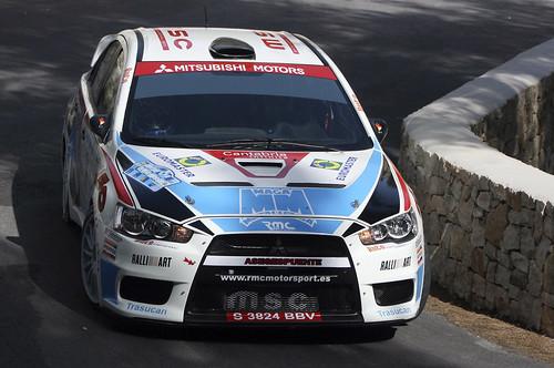 Mantecón Noeriega Rally Islas Canarias