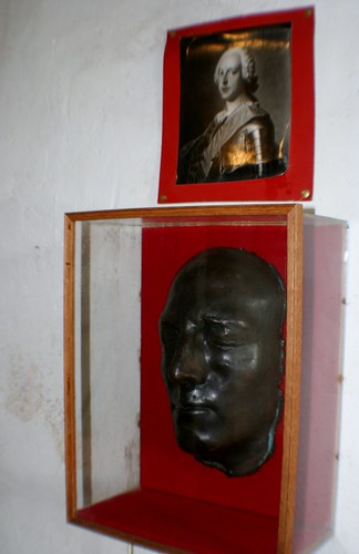 Death Mask of Bonnie Prince Charlie