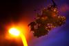 10,000 Mistakes (Cherry Blossom & Streetlamp), Rickmansworth (flatworldsedge) Tags: longexposure backlight cherry streetlight blossom streetlamp sunday mister sliders yahoo:yourpictures=lightshade yahoo:yourpictures=inbloom yahoo:yourpictures=light yahoo:yourpictures=heat