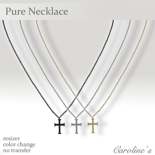 Caroline's Jewelry Pure Necklace