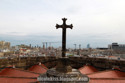 cross and city