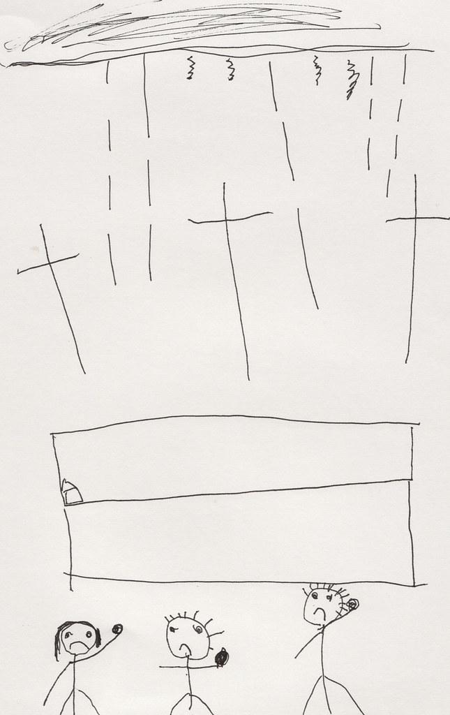 Olivia Crucifixion 4-17-2011