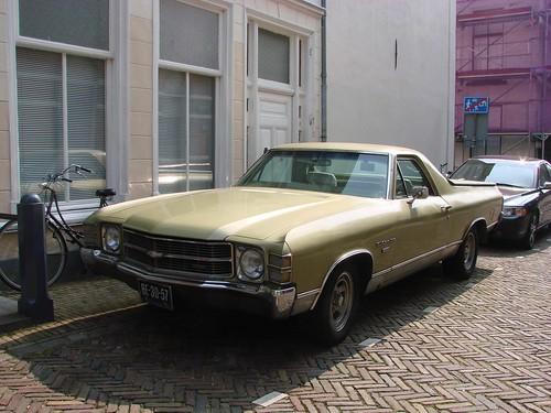 An American in Utrecht