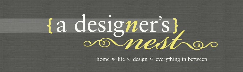 A Designer's Nest
