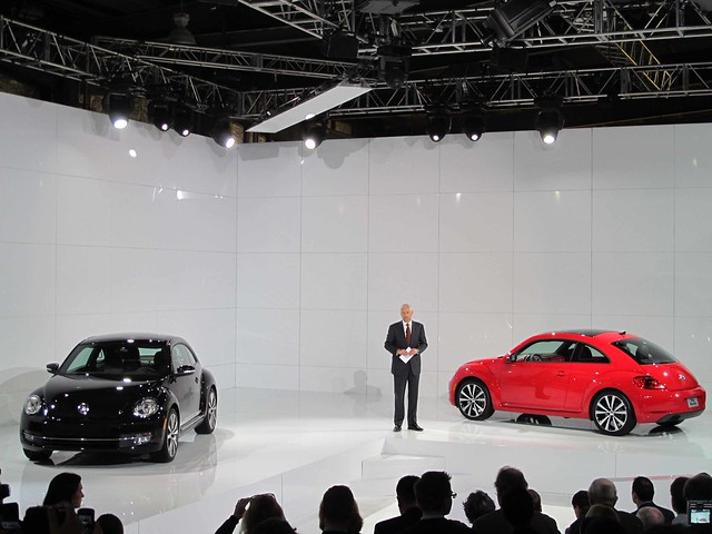 2012 Volkswagen Beetle- NY Auto Show World Debut..001