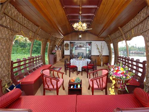 Deshadan House Boat, Alleppey