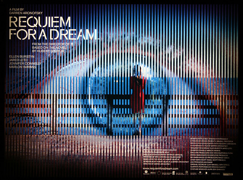 Requiem for a Dream poster