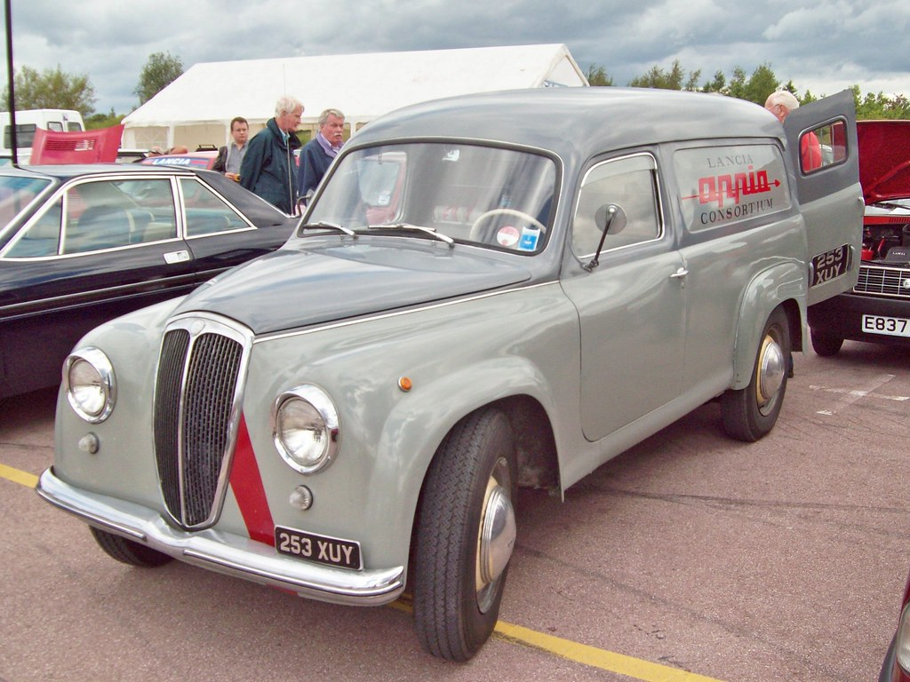 The worlds newest photos of 194570 and van flickr hive mind 180 lancia appia c10 van 1958 robertknight16 tags italy 1950s van vanachro Images