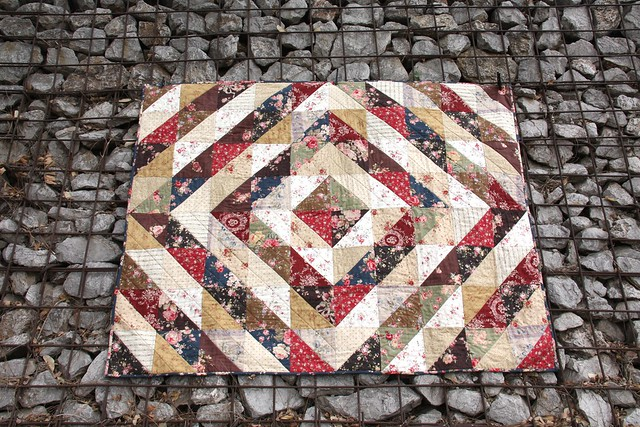 big diamond quilt